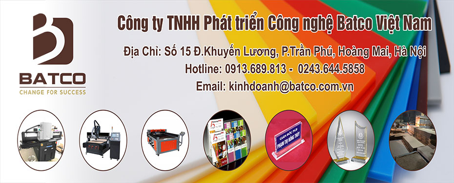 banner quảng cáo batco việt nam